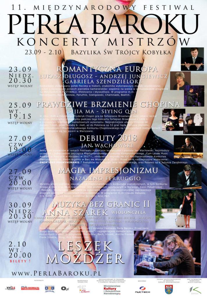11 Festiwal Perła Baroku Anna Szarek