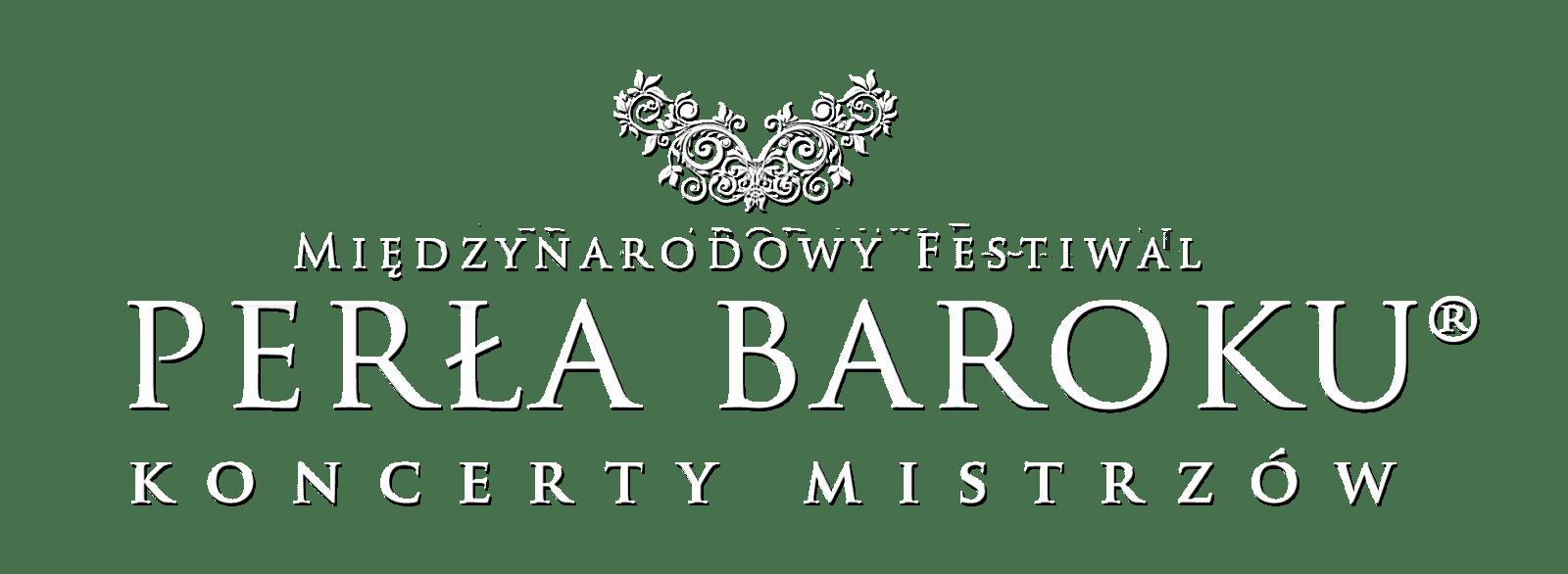 MIĘDZYNARODOWY FESTIWAL PERŁA BAROKU - KONCERTY MISTRZÓW