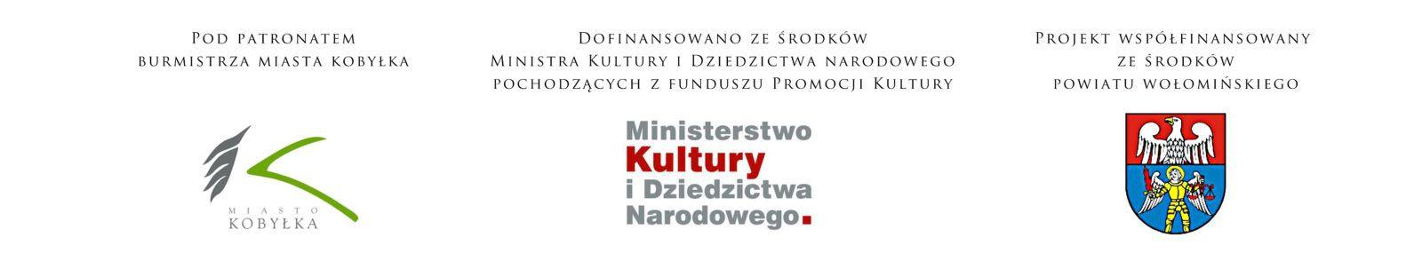 XII Międzynarodowy Festiwal Perła Baroku - Koncerty Mistrzów, Donatorzy: MKiDN, miastso Kobyłka, Powiat Wołomiński