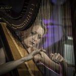 XII Międzynarodowy Festiwal Perła Baroku - Koncerty Mistrzów. Agne Keblyte harfa/ harp