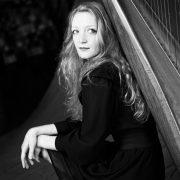 Międzynarodowy Festiwal Perła Baroku - Koncerty Mistrzów Agne Keblyte - harp /harfa